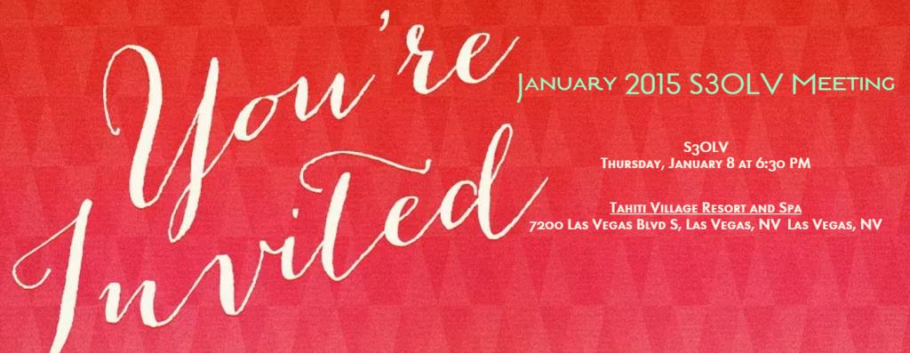 January SQL Invite