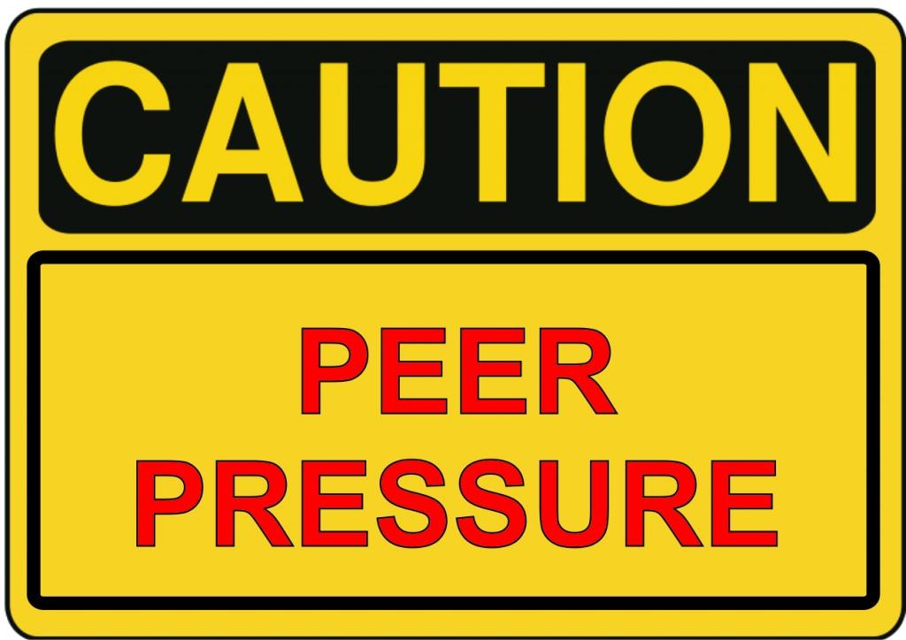 peer-pressure